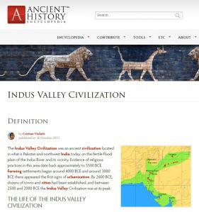 indus valley civilization - ancient history