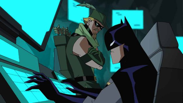 arrow season 3 episode 15 batman