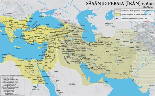 sasanid empire - 1