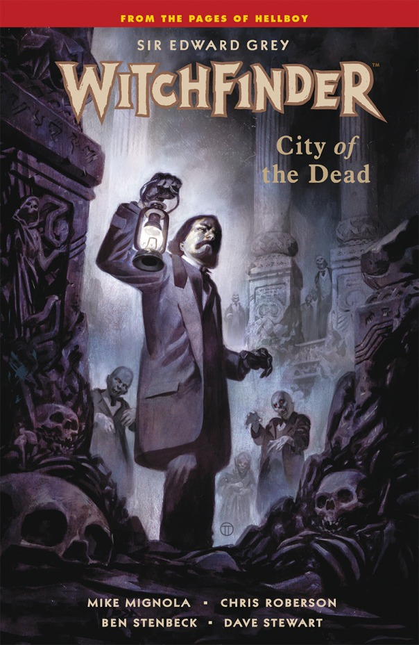 WITCHFINDER CITY OF THE DEAD