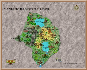 Moirena and the Kingdom of Emerell