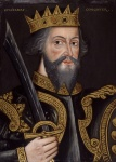 William the Conqueror courtesy of Wikimedia Commons